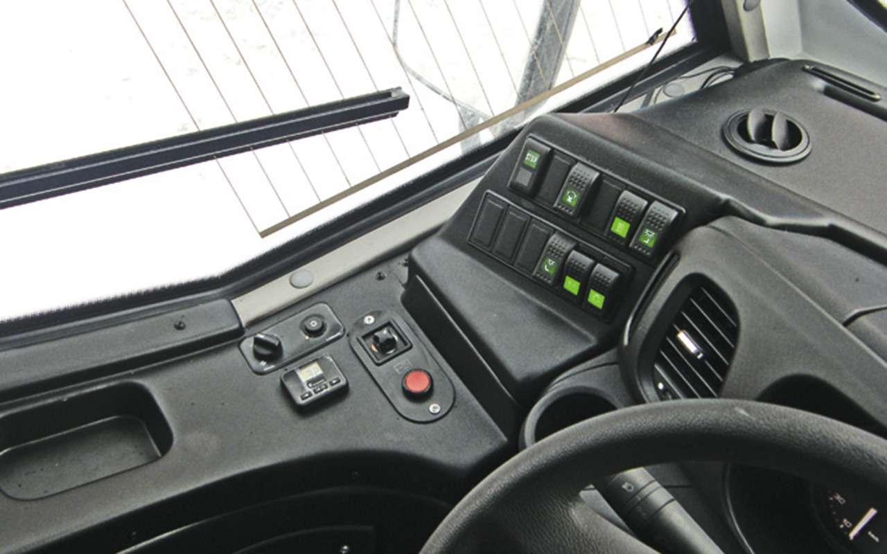 Небольшой автобус Неман 4202— опыт эксплуатации— фото 1278219