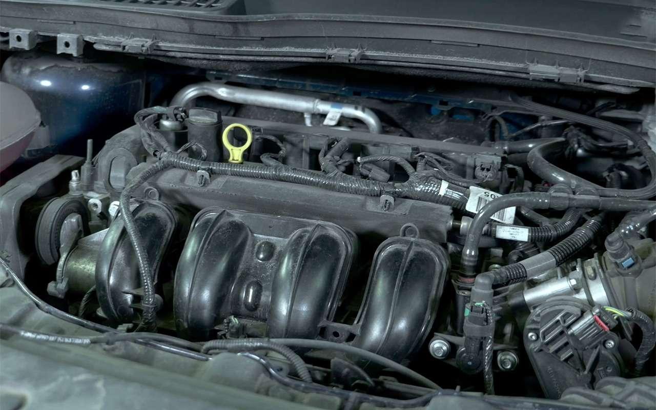 Ford Kuga: все его особенности инедостатки глазами эксперта— фото 935256