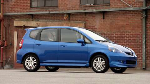 no copyright honda fit recall