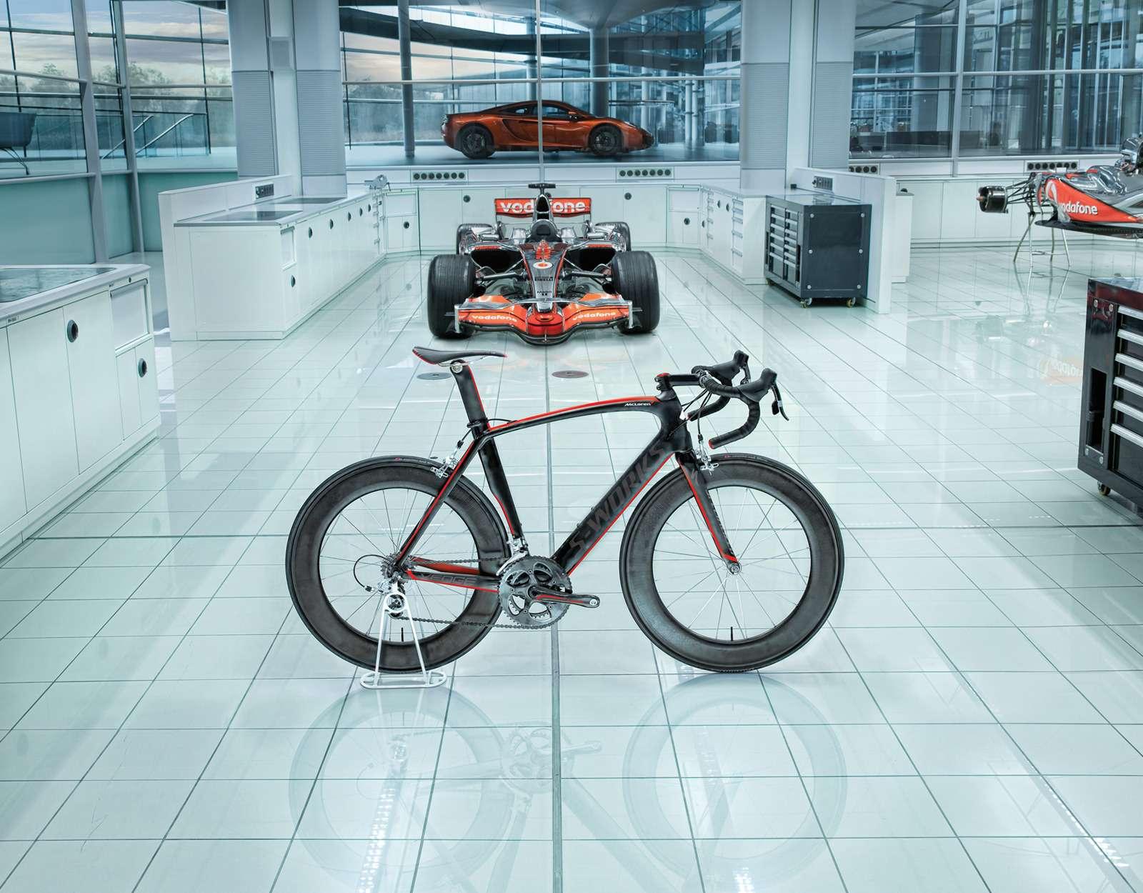 McLaren Venge