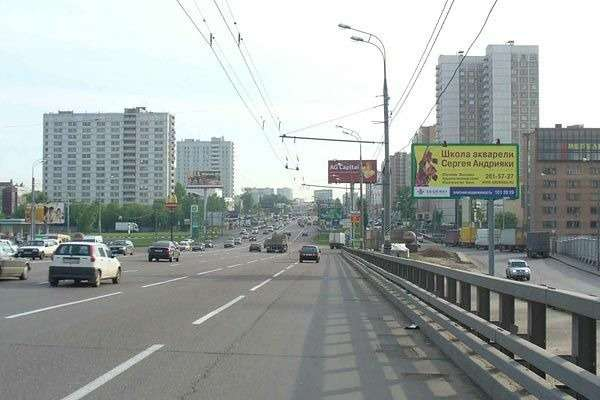 Ярославское шоссе