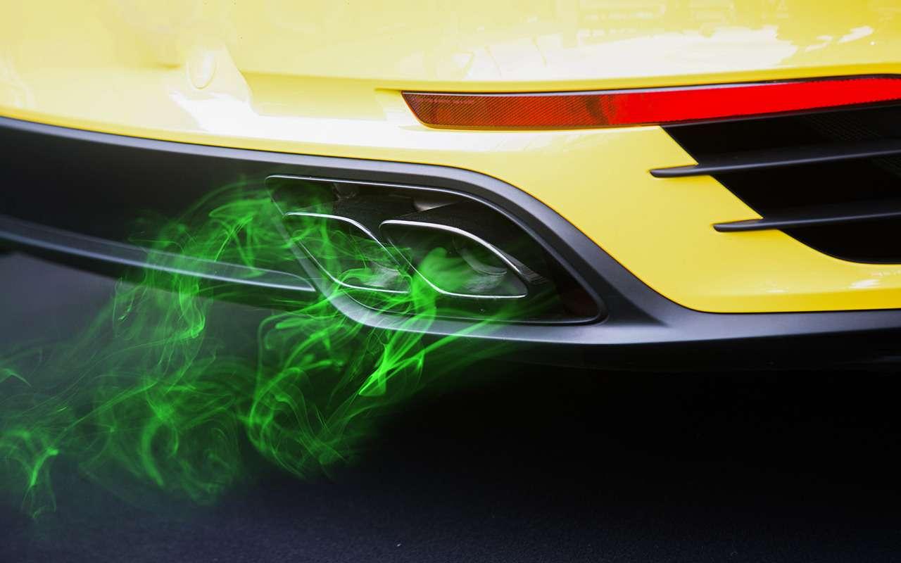 Ловушки дляуглерода, грузовики-поезда иводородная революция— новые экотехнологии вавтопроме— фото 1269138