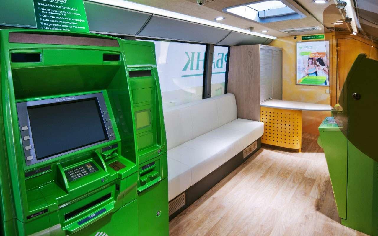 Автобус сбанкоматами иштаб— уникальные проекты «Волгабаса»— фото 1240140