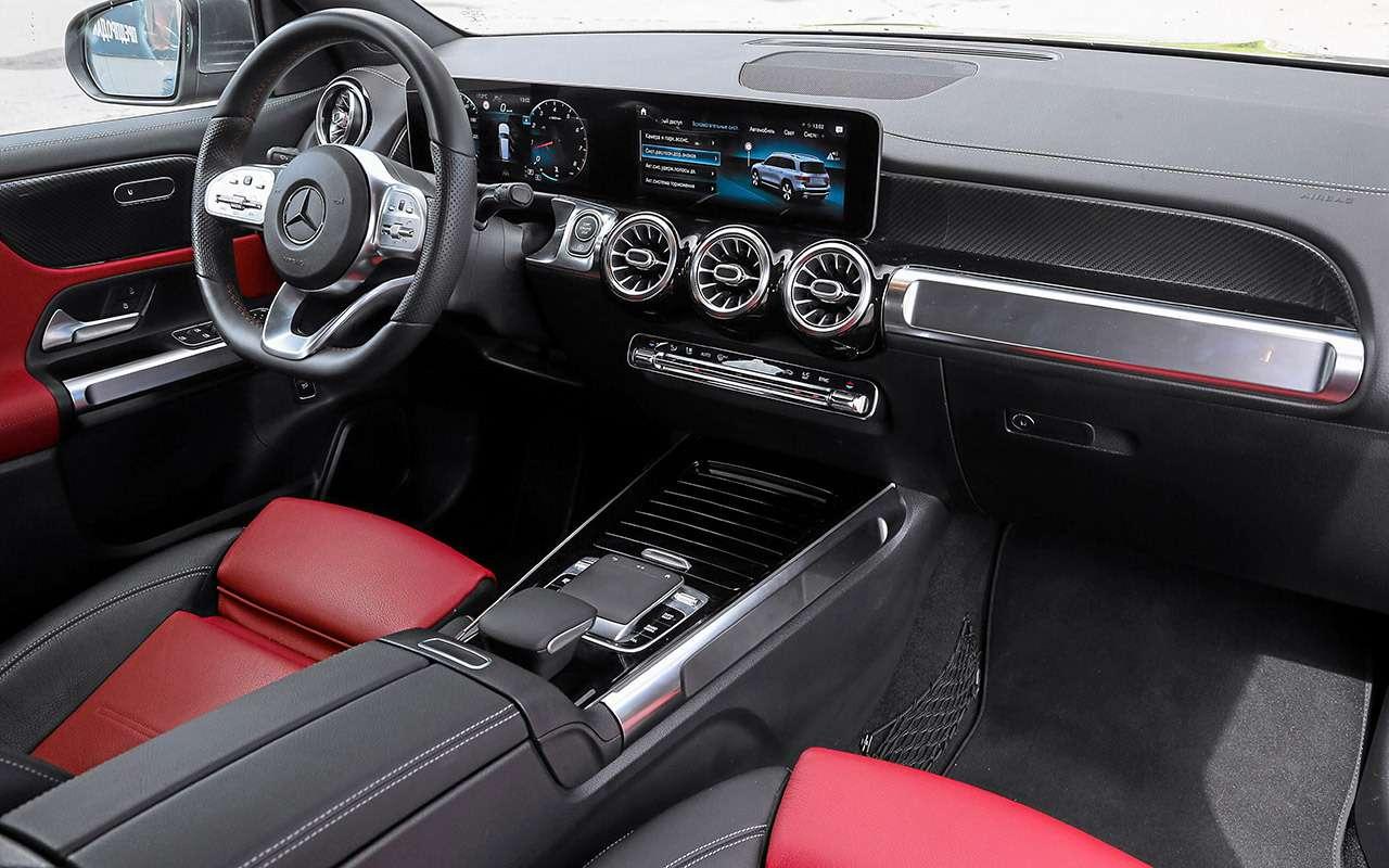 Тест самого дешевого кроссовера Mercedes— фото 1171758