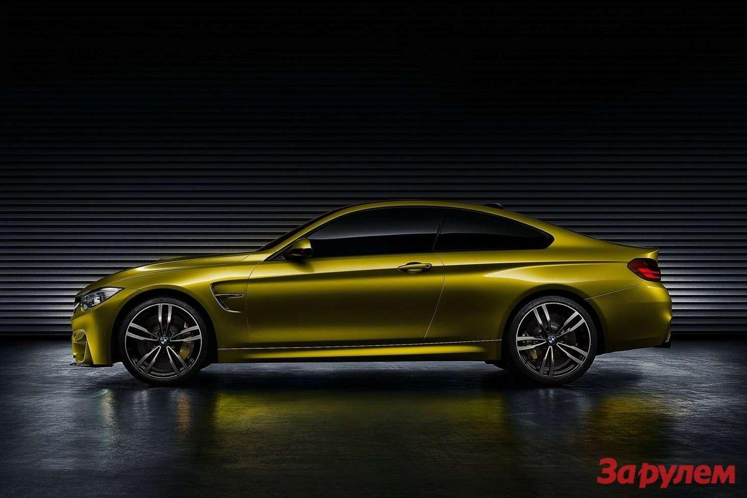 BMWM4Coupe Concept 2013 1600x1200 wallpaper 02