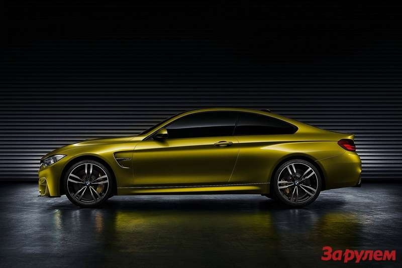 BMW M4 Coupe Concept 2013 1600x1200 wallpaper 02