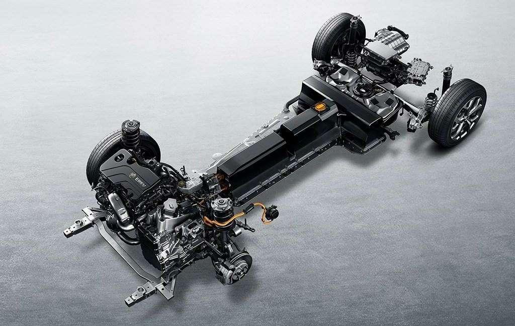 Бренд круче, цена ниже: Buick Velite 5рассекретили допремьеры— фото 732684