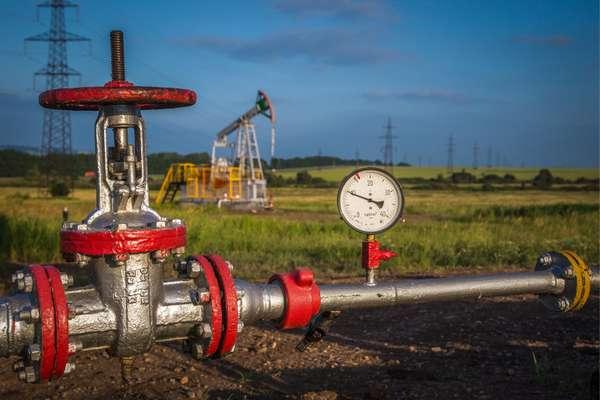 Oilextraction inTatarstan Republic, Russia
