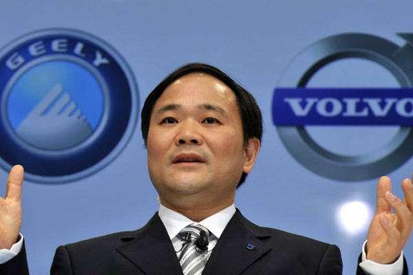 Китайский владелец Volvo выступил заоткрытие местного рынка