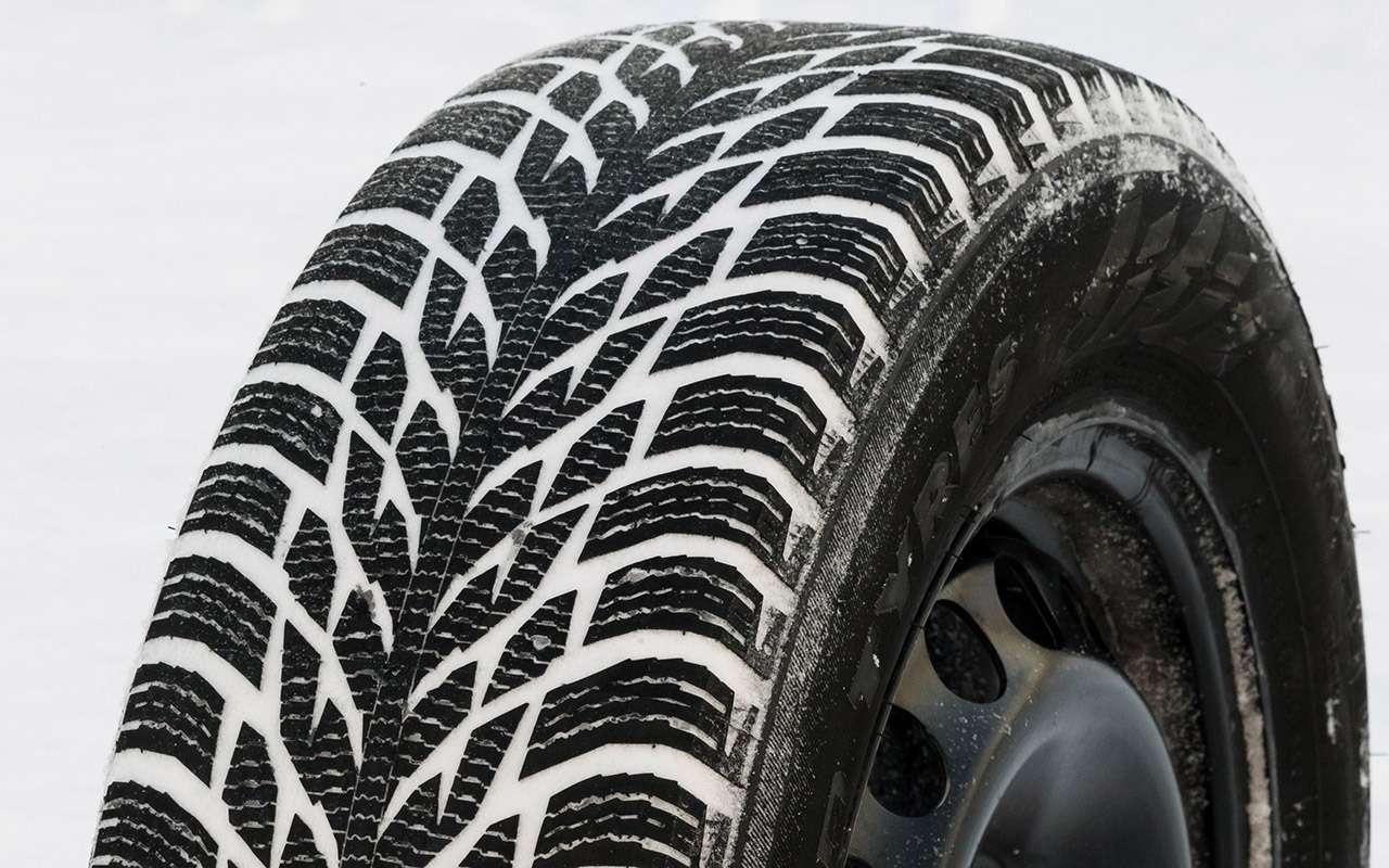 Большой тест зимних шин: выбор «Зарулем»!— фото 995068