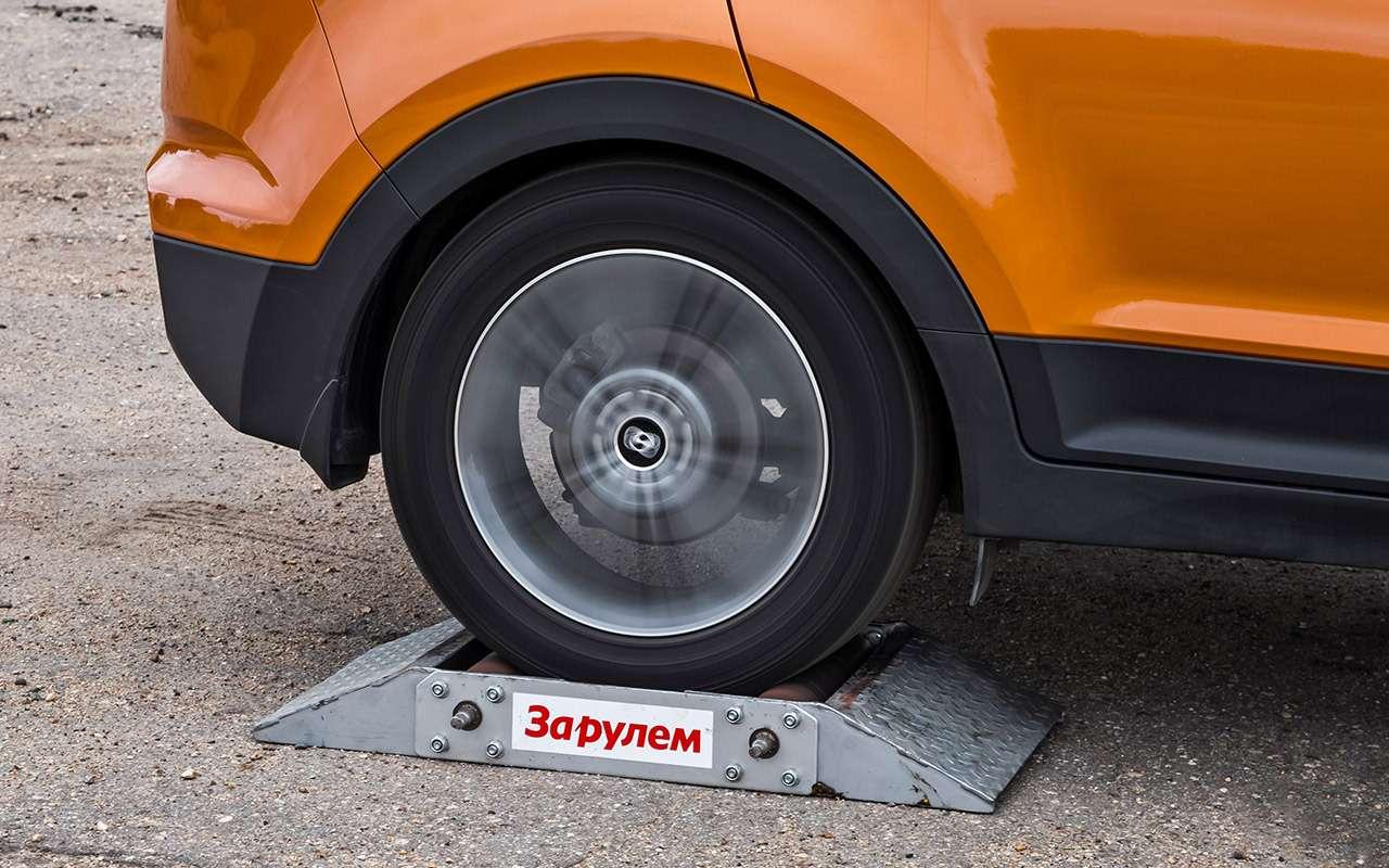 Hyundai Creta или Renault Koleos: чей полный привод круче? Часть 1— фото 825629
