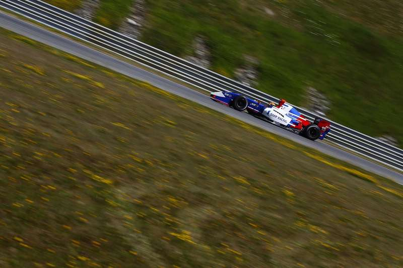AUTO   WORLD SERIES BY RENAULT RED BULL RING