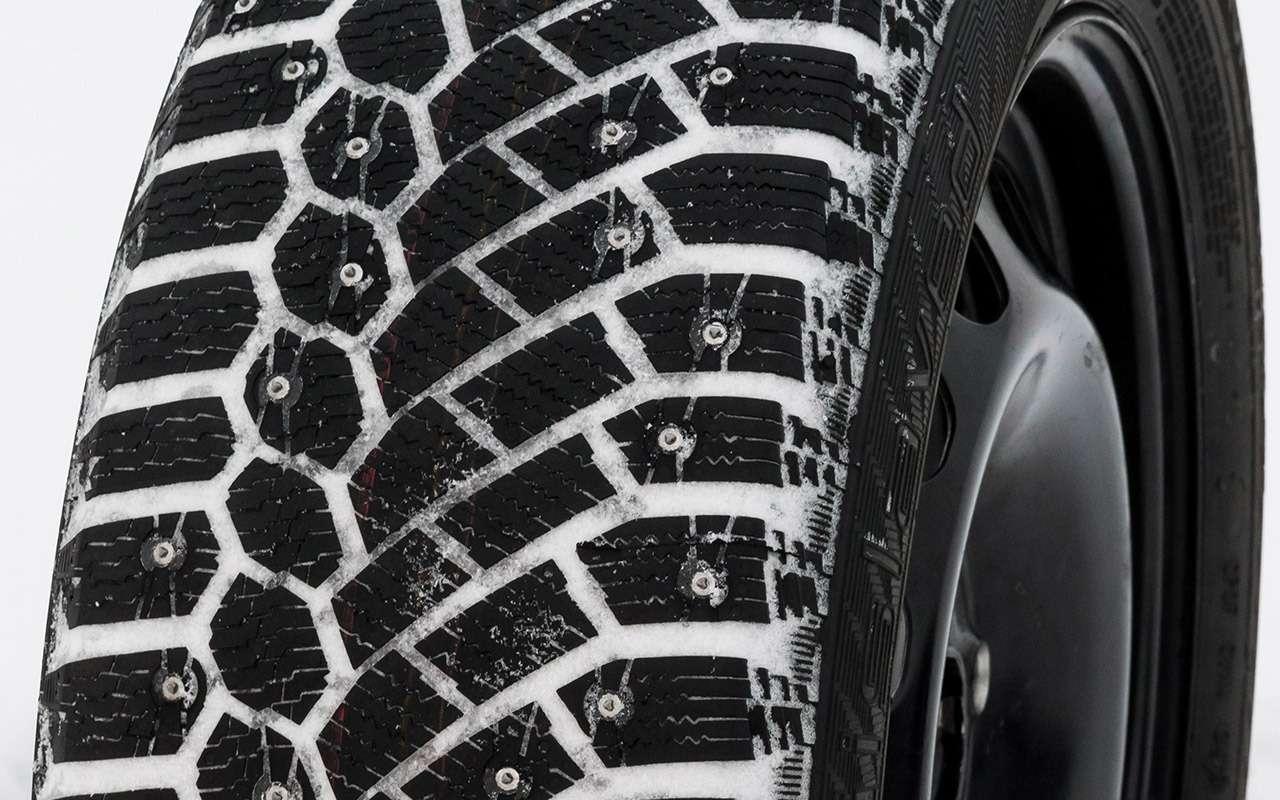Большой тест шипованных шин: дорогие, подешевле и«никакие»— фото 1003228