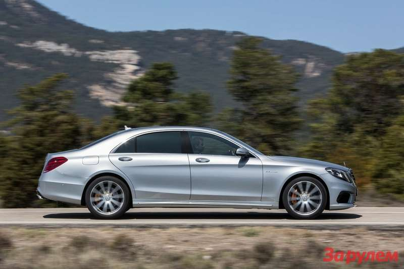 Mercedes Benz S63 AMG 2014 1600x1200 wallpaper 13
