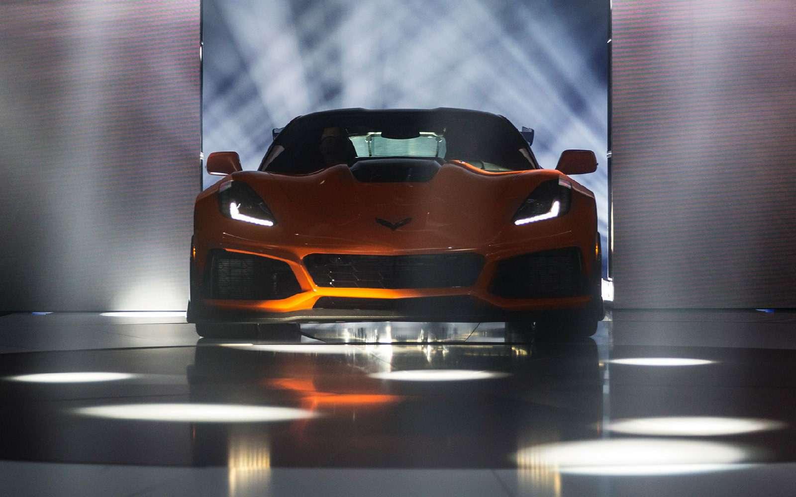 13радиаторов и766 лошадей: представлен самый крутой Corvette вистории— фото 815822