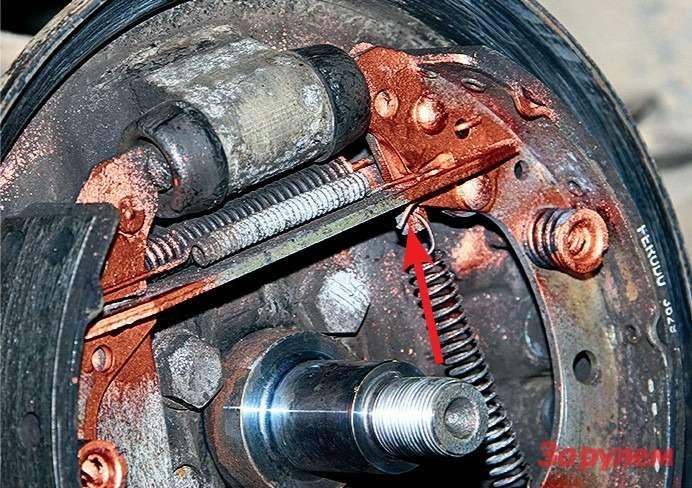 Шкода фабия замена задних тормозных колодок своими руками 126