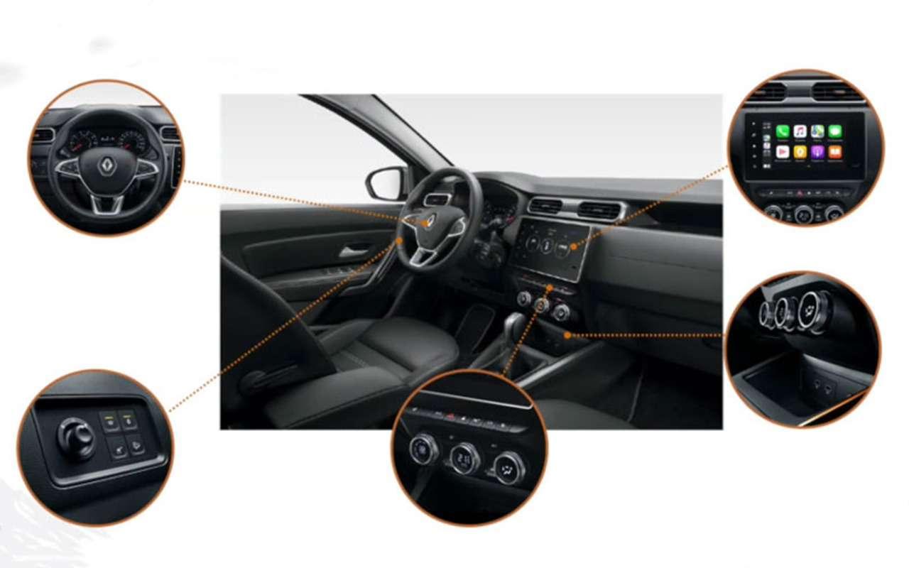 Новый Renault Duster— состоялась российская премьера— фото 1222906