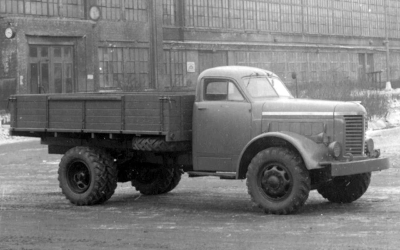 11уникальных советских автомобилей, которые могли пойти всерию. Ноувы!— фото 914630
