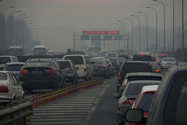В прошлом году вКитае было продано более 20миллионов автомобилей