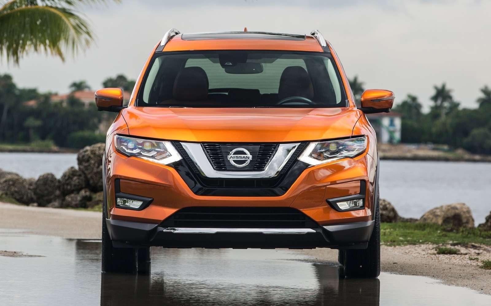 Говорим Rogue, подразумеваем X-Trail: популярный кроссовер Nissan обновился— фото 633616
