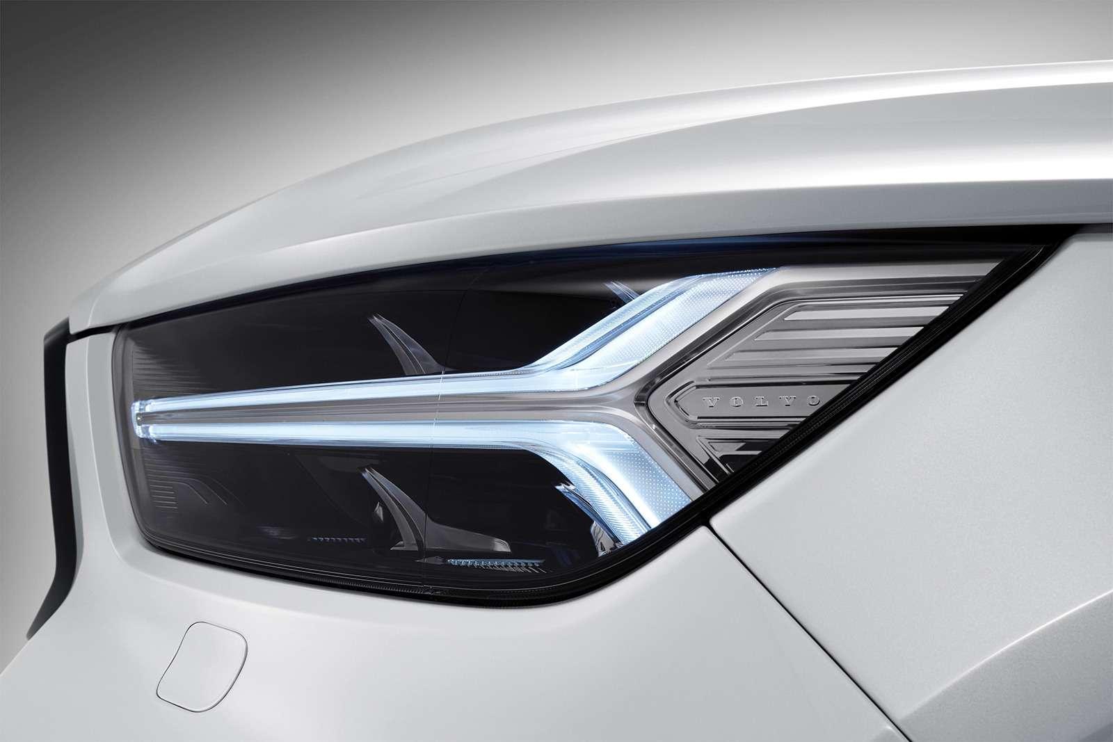 Volvo XC40: теперь про него известно все!— фото 797024