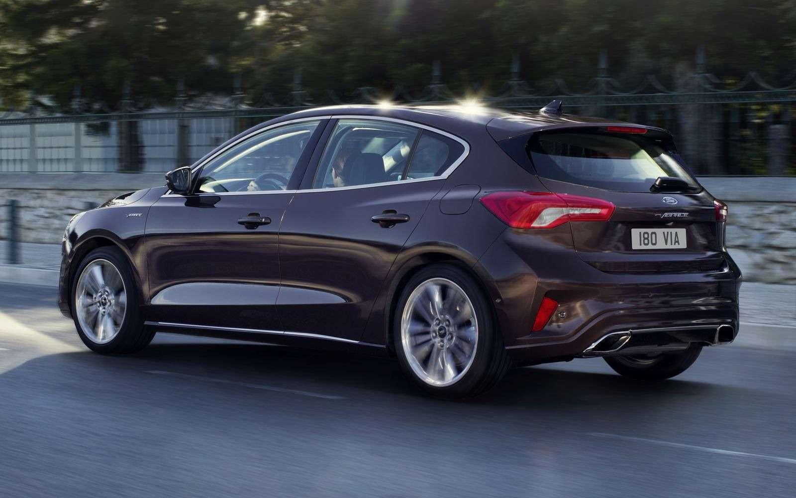 Новый Ford Focus: больше никаких PowerShift'ов!— фото 861425