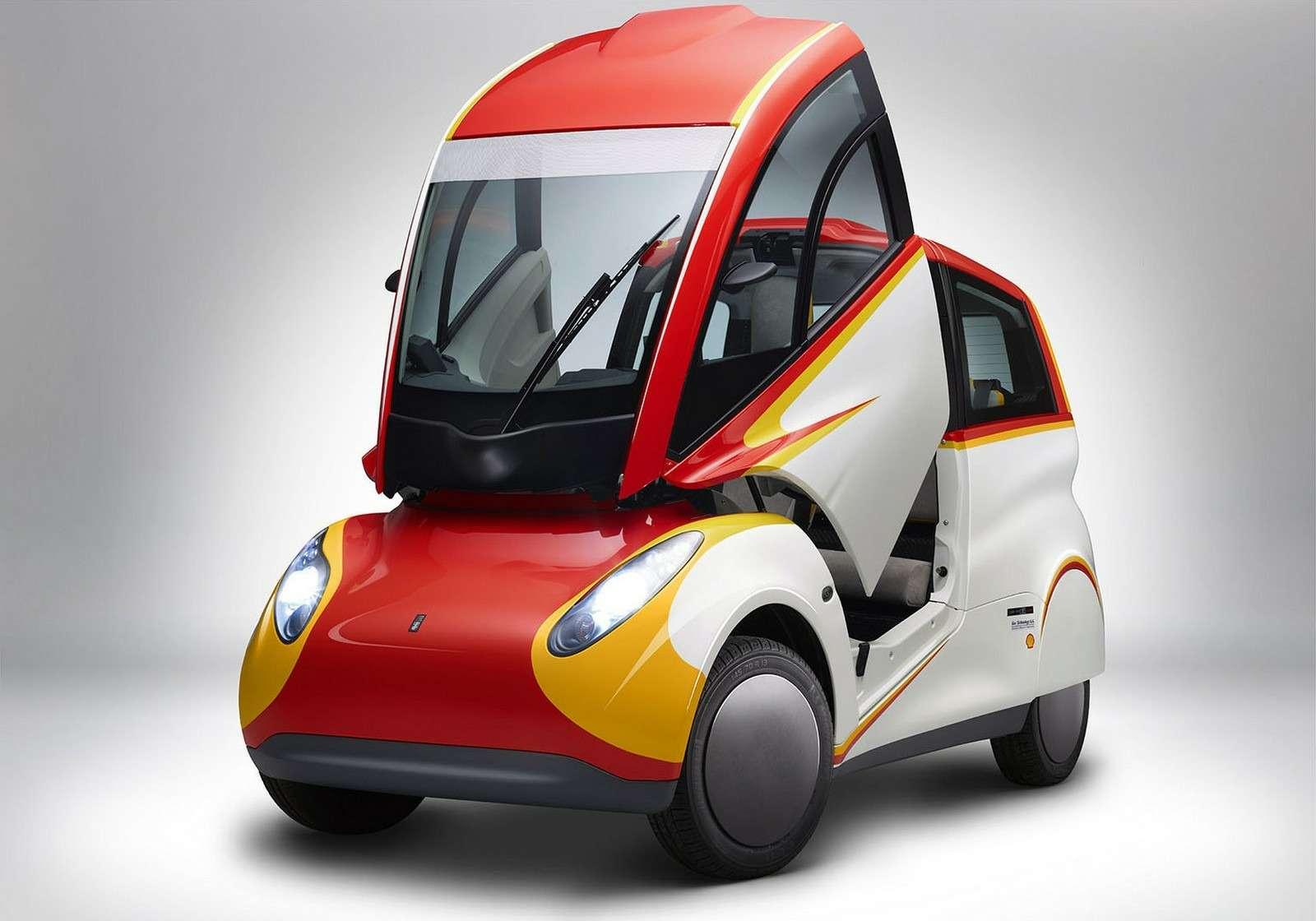 Shell-мобиль: нефтяной концерн может стать автопроизводителем— фото 578955