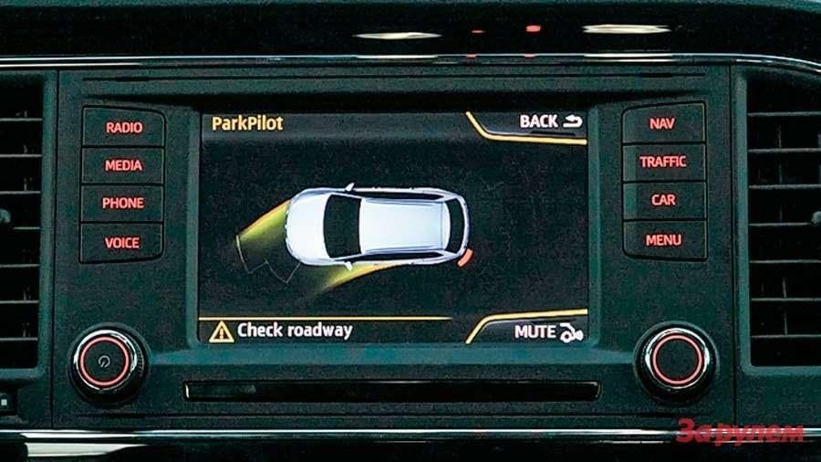 SEAT Leon ST: спортивно-универсальный— фото 260390