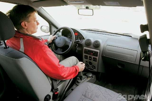 Тест Lada Kalina, Renault Logan, Chevrolet Aveo. Кому наРуси хорошо?— фото 57689