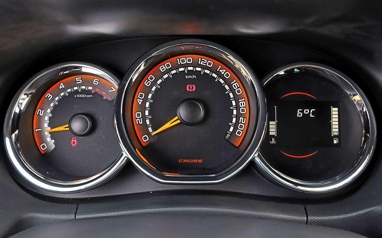 Lada Largus 2021с новым мотором: тест-драйв ивидео— фото 1239631