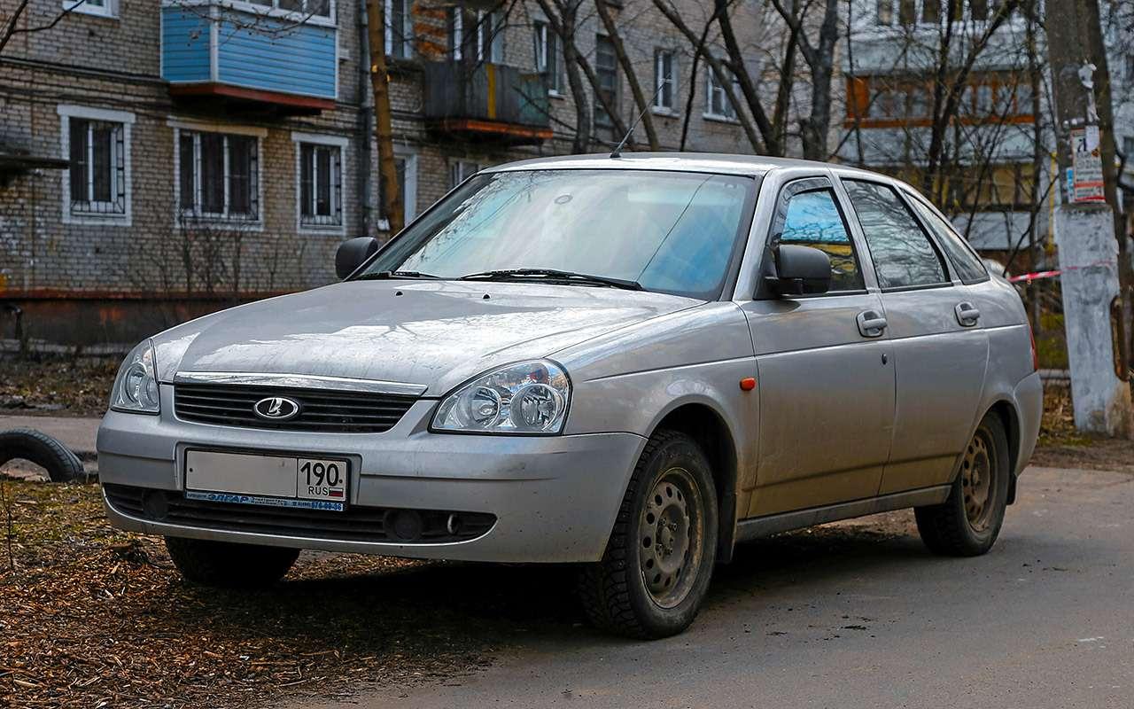 От100до 200 тыс. руб.— самые достойные авто навторичке— фото 1140467