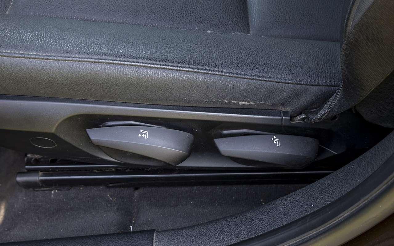 Новая Lada или BMW с пробегом? Иномарка выгоднее? Да! - фото 1280907
