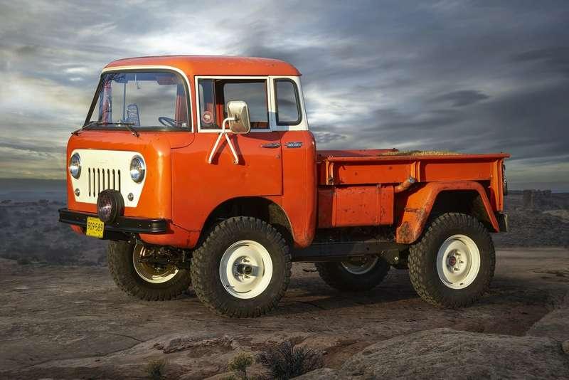 Jeep® FC150 Heritage Vehicle