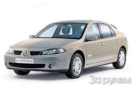 Renault Trio— сразу несколько российских новинок— фото 61666