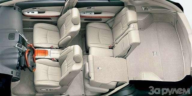 Lexus RX350: динамический рывок— фото 65891