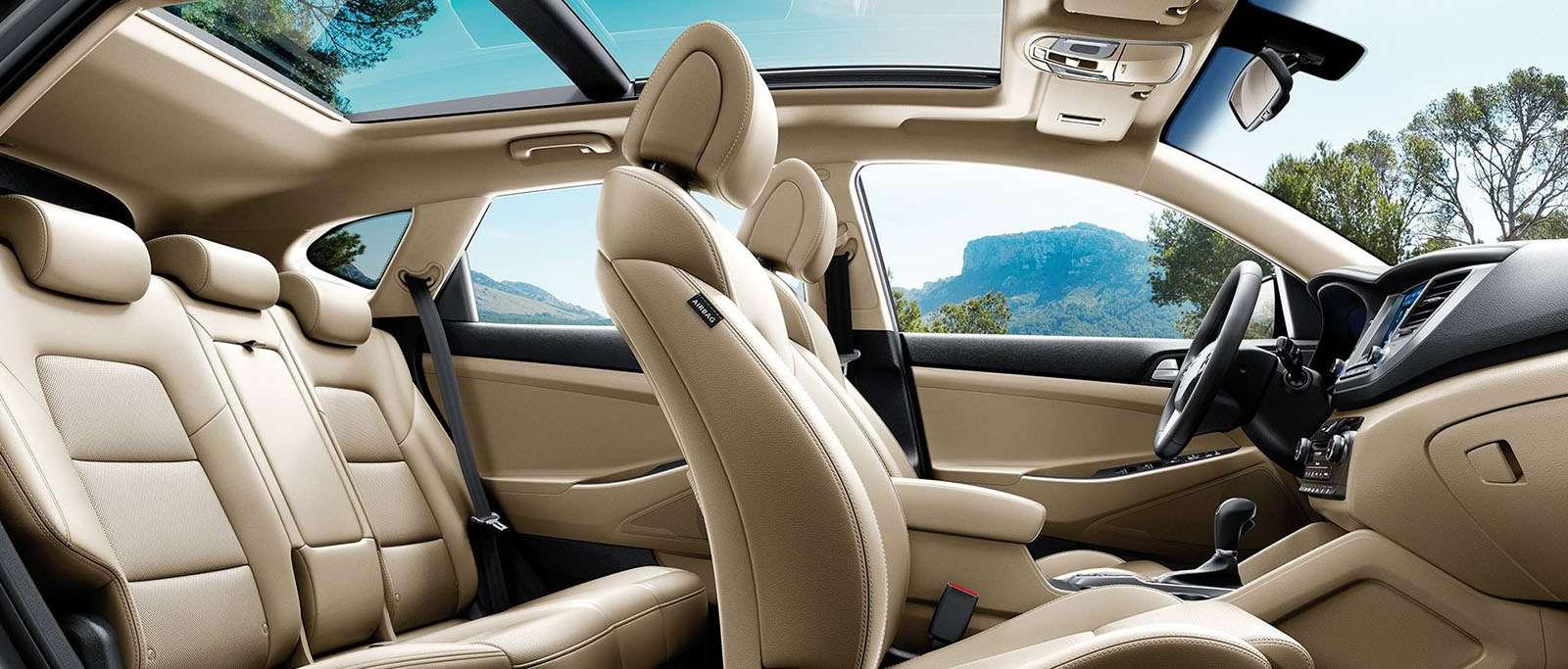 Hyundai Tucson или Santa Fe: на что потратить два миллиона рублей? — фото 601183