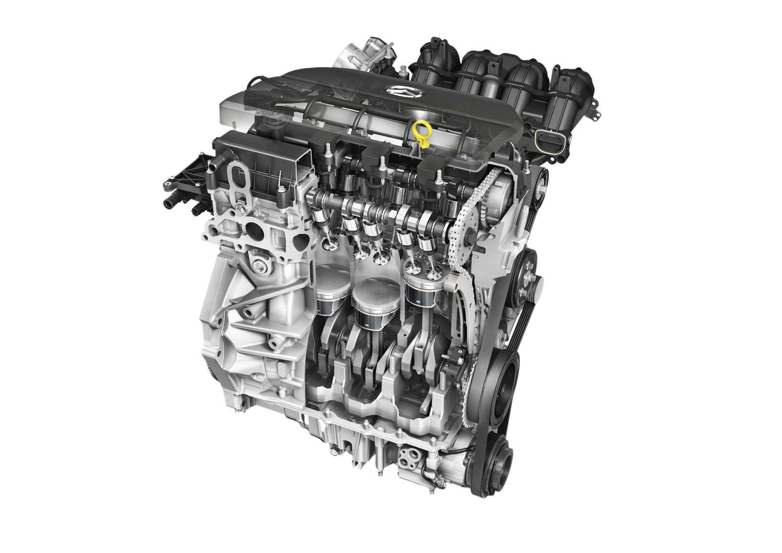 Рейтинг надежности двигателей автомобилей: два литра проблем— фото 590352