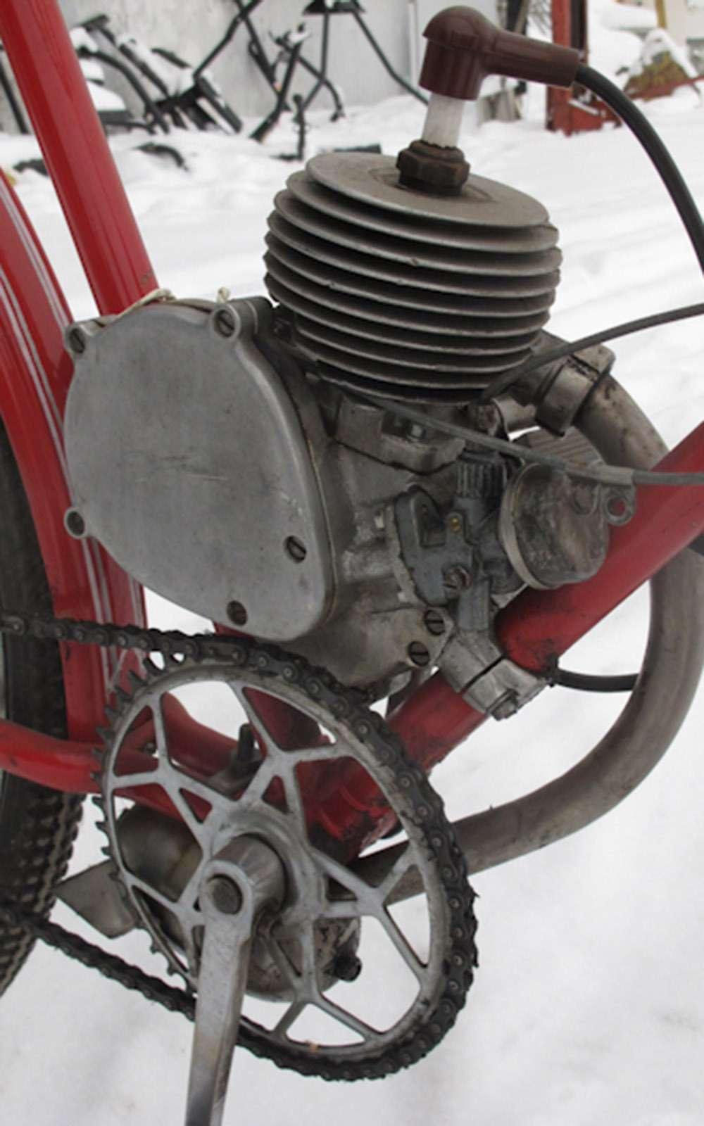 Отсоветского Левши: палец вместо насоса, велодвигатель, Ермак изНАМИ— фото 739813