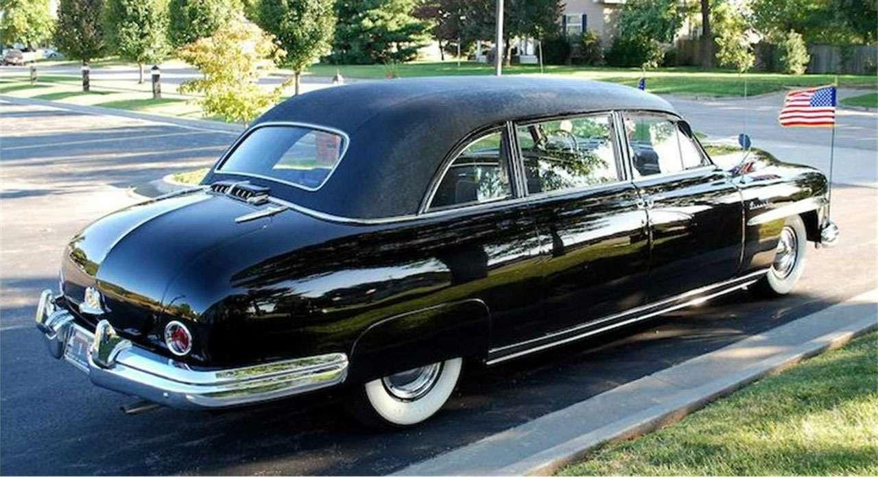 Продается первый лимузин президента США - фото 1167394