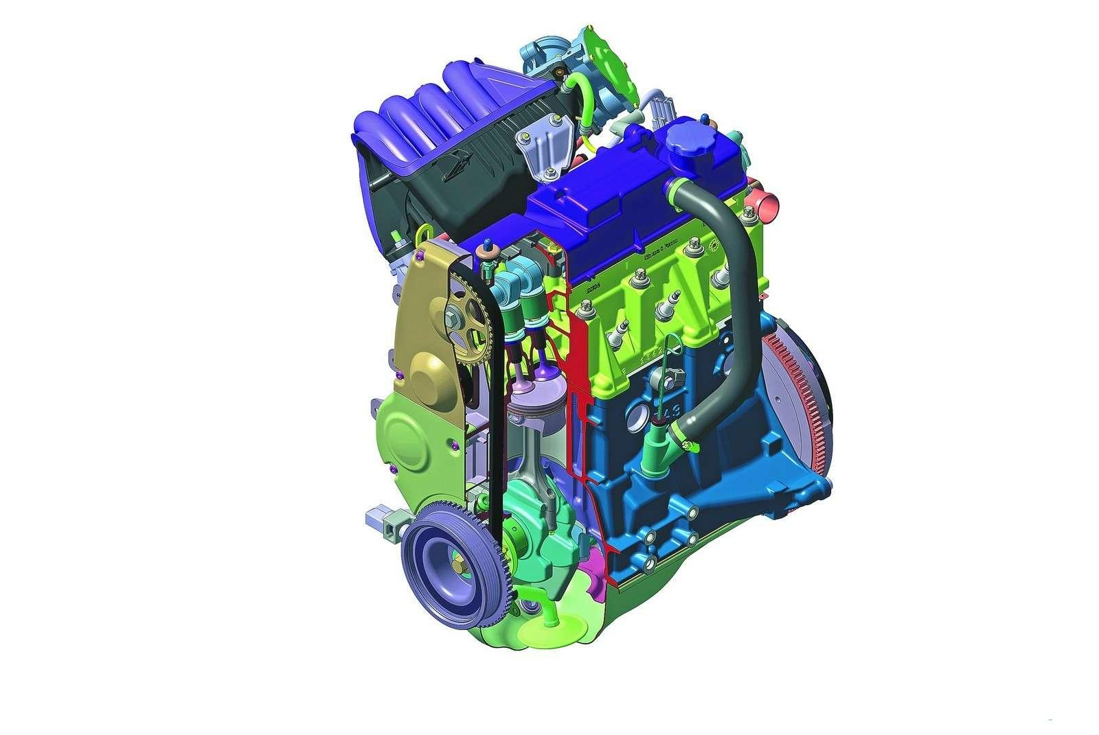 Lada Largus перешел наотечественный мотор— фото 572086