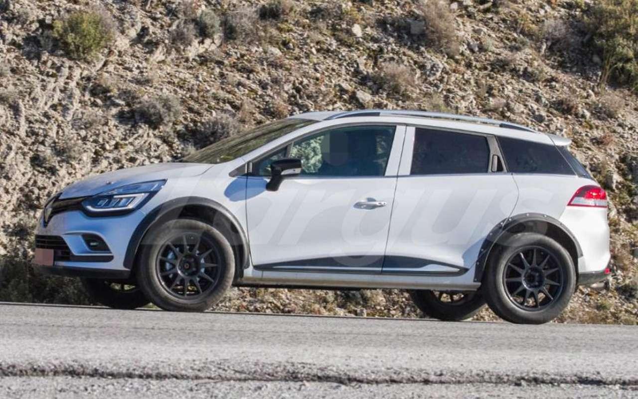 Renault готовит новое поколение Captur— фото 922725