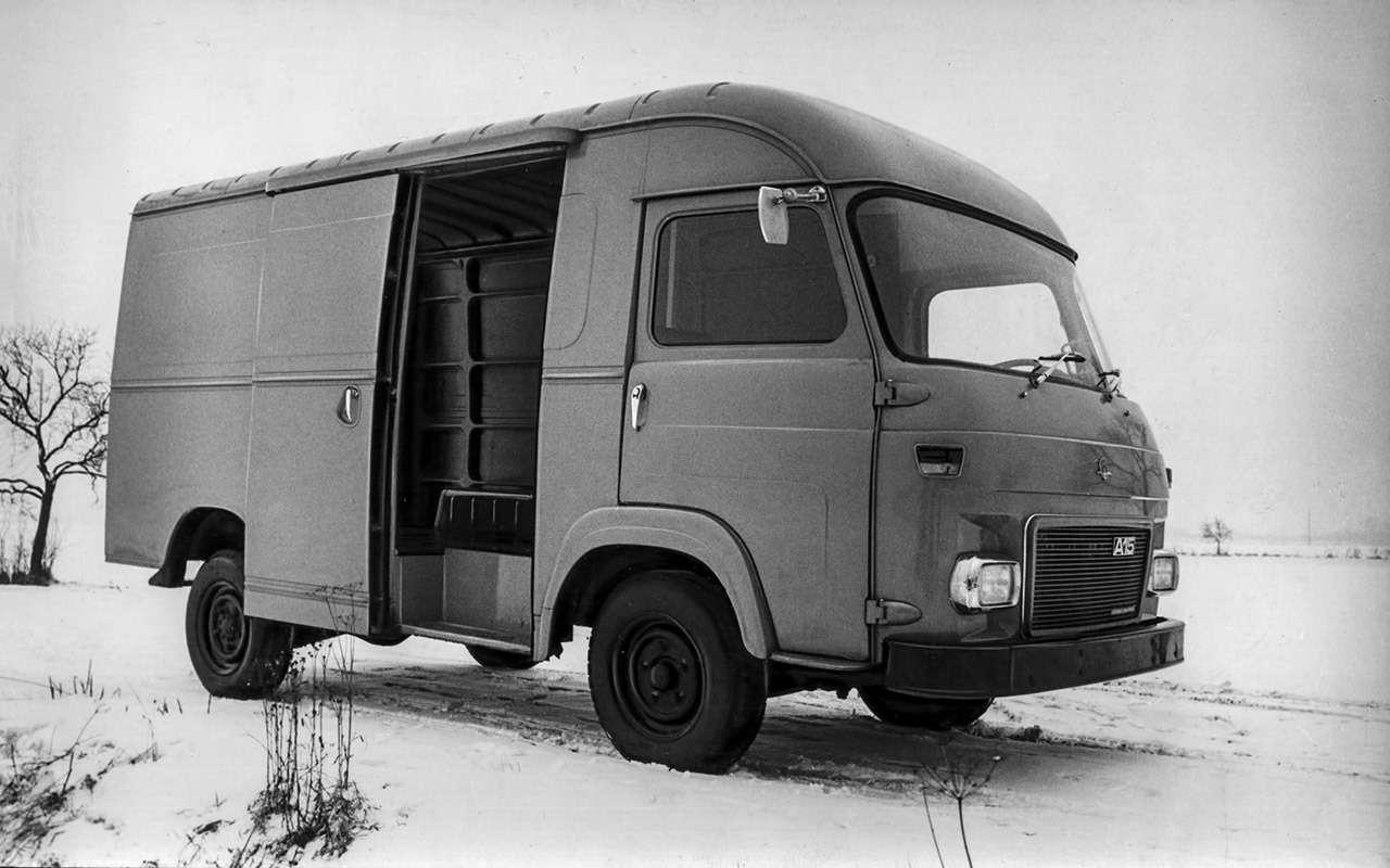 Самые доступные иномарки вСССР— грузовики, конечно!— фото 1209196