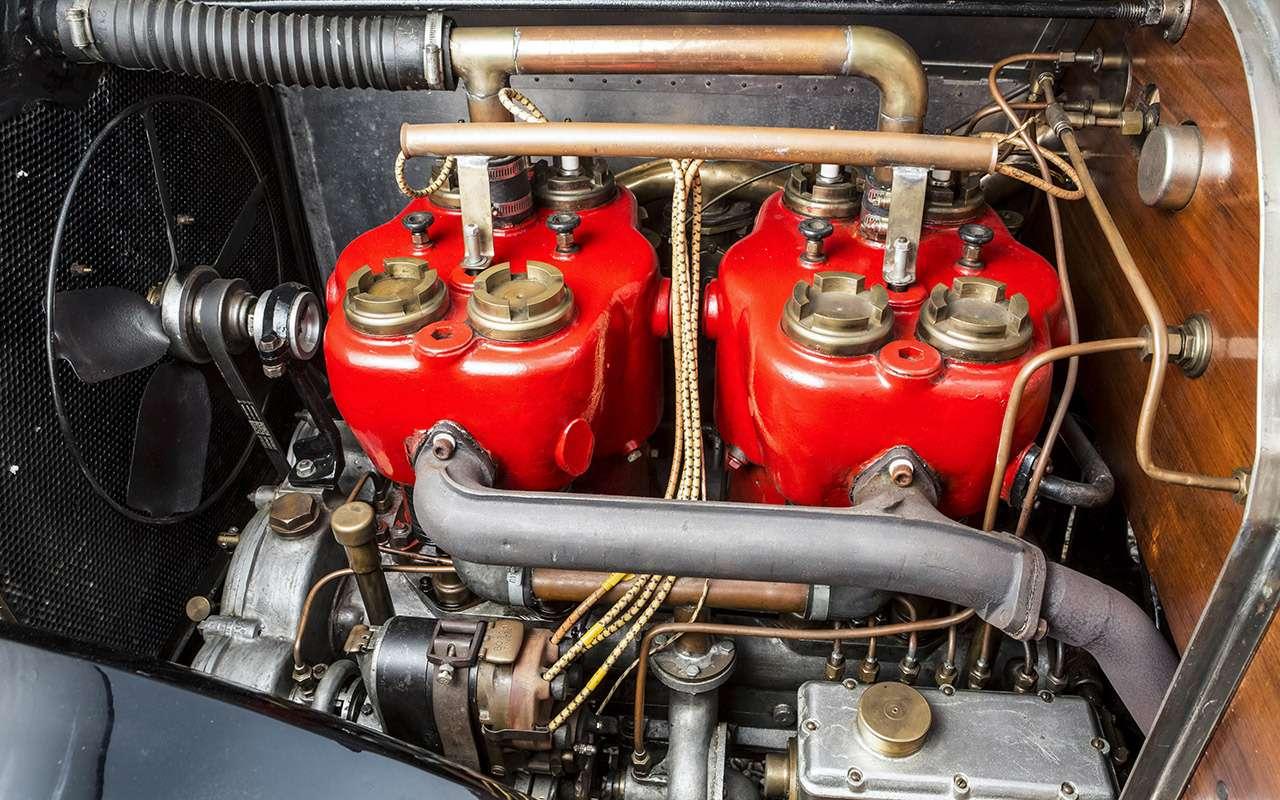 Первый серийный российский автомобиль: история Руссо-Балта— фото 1125244