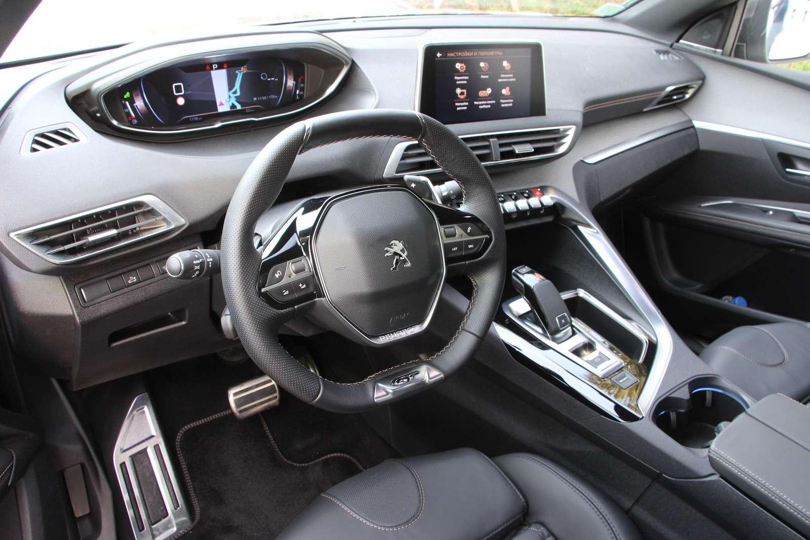 Оператив ЗР: зачем «опаркетили» Peugeot 5008?— фото 714301