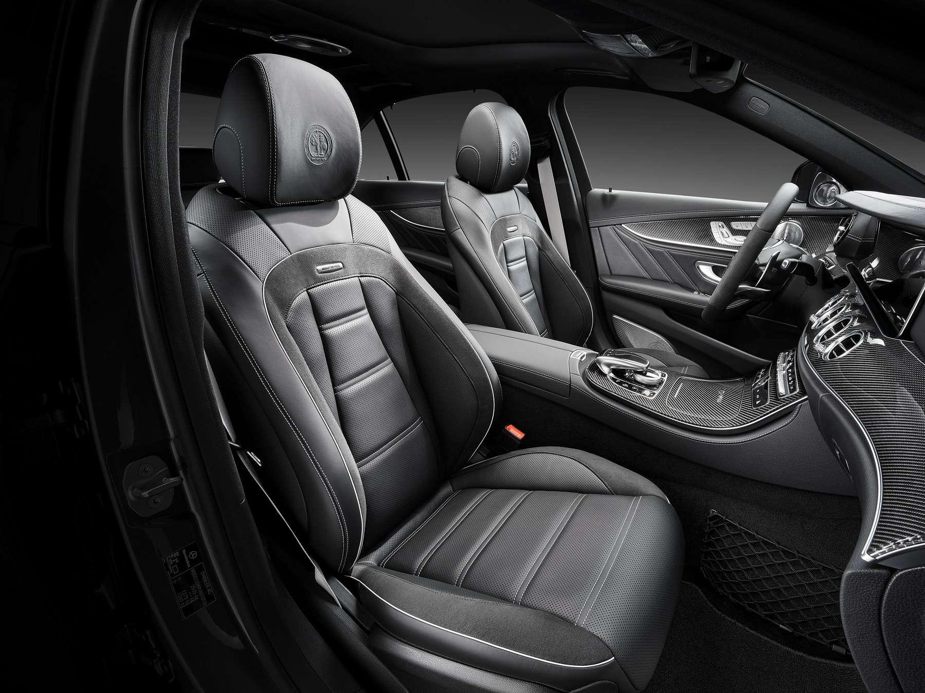«Волк» нового века: Mercedes-AMG показал суперседан E63нового поколения— фото 654294