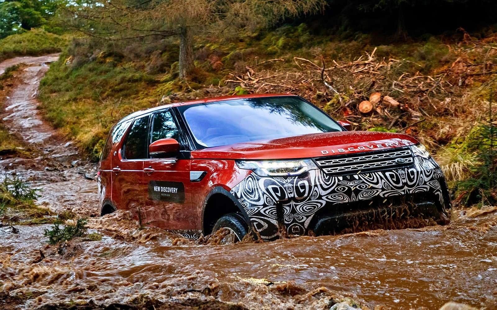 Land Rover Discovery V: бессонница диетолога— фото 707761