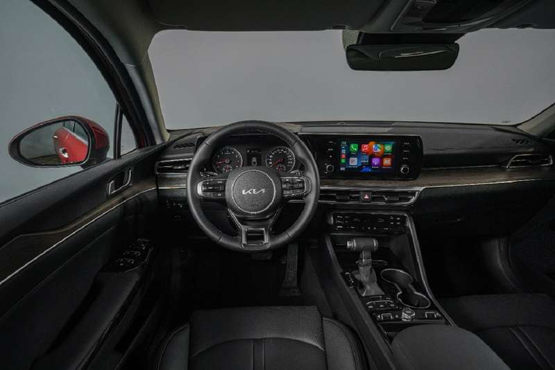 2022 Kia K5 доступен уже сейчас - все изменения