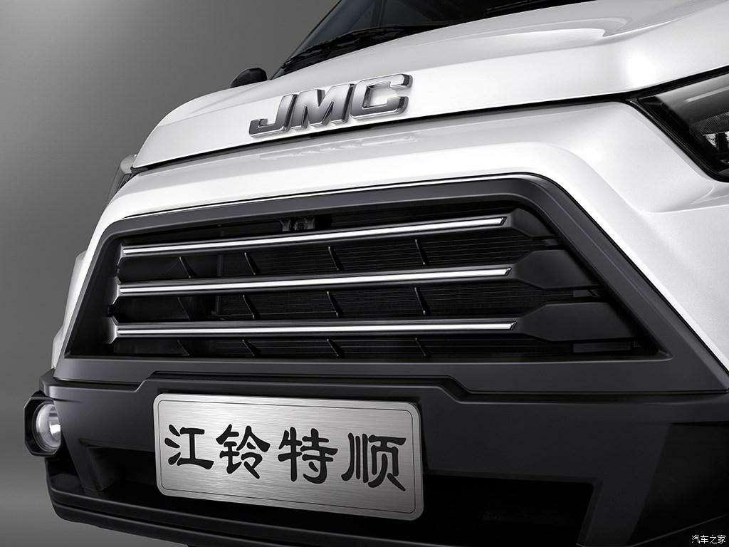 JMCTeshun: китайская ГАЗель оказалась недешевой— фото 749337