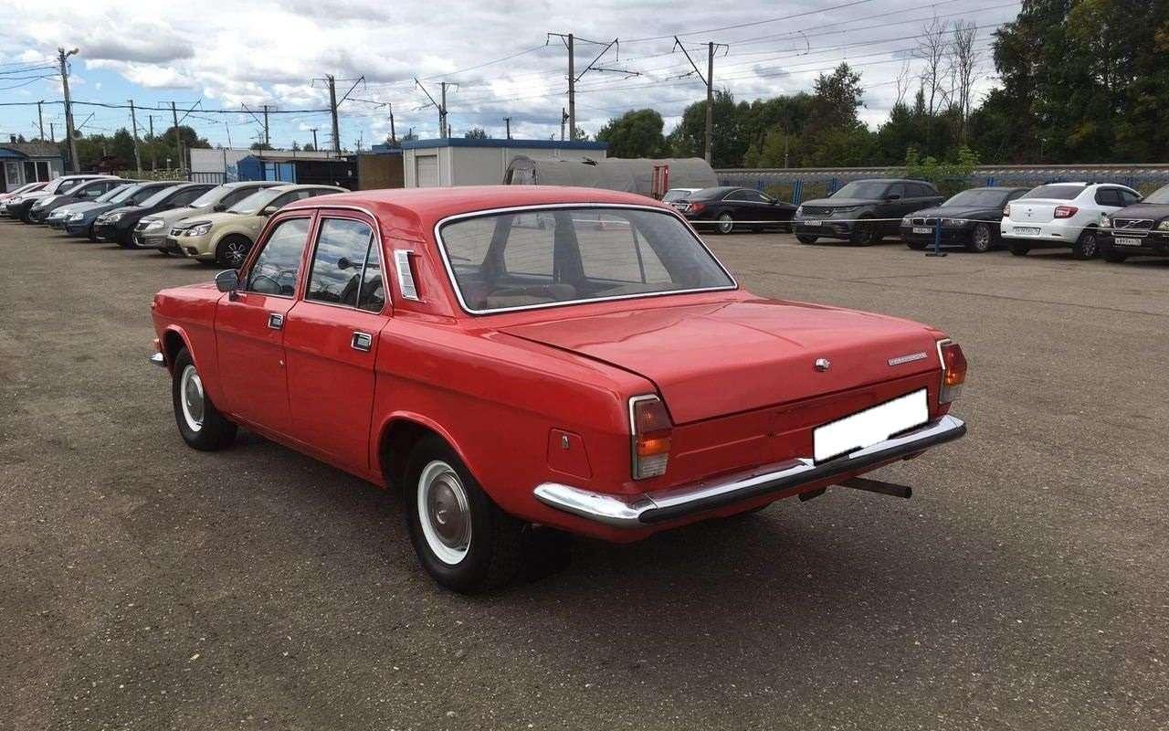 Просто мечта: Волга ГАЗ-24-10за 99000 руб.— фото 1200535