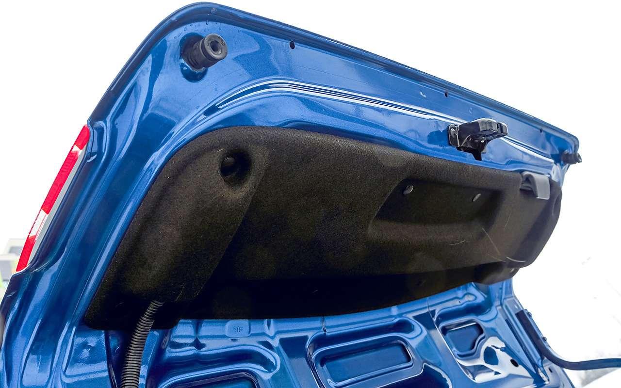 Chevrolet Cobalt иЛада Веста— большой тест— фото 1224481